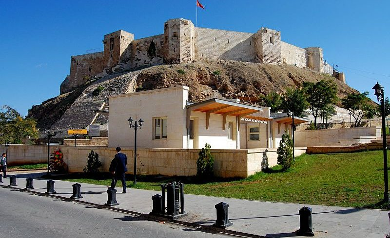 The Castle of Gaziantep in Turkey