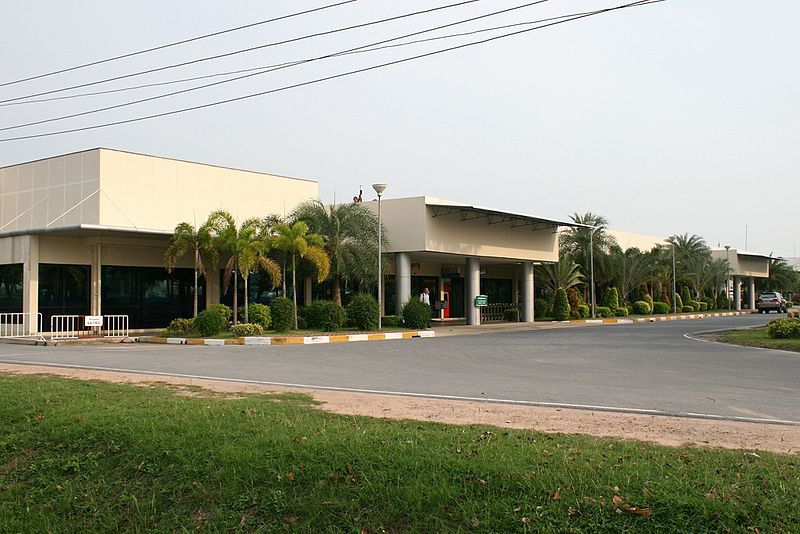 U-Tapao International Airport in Rayong
