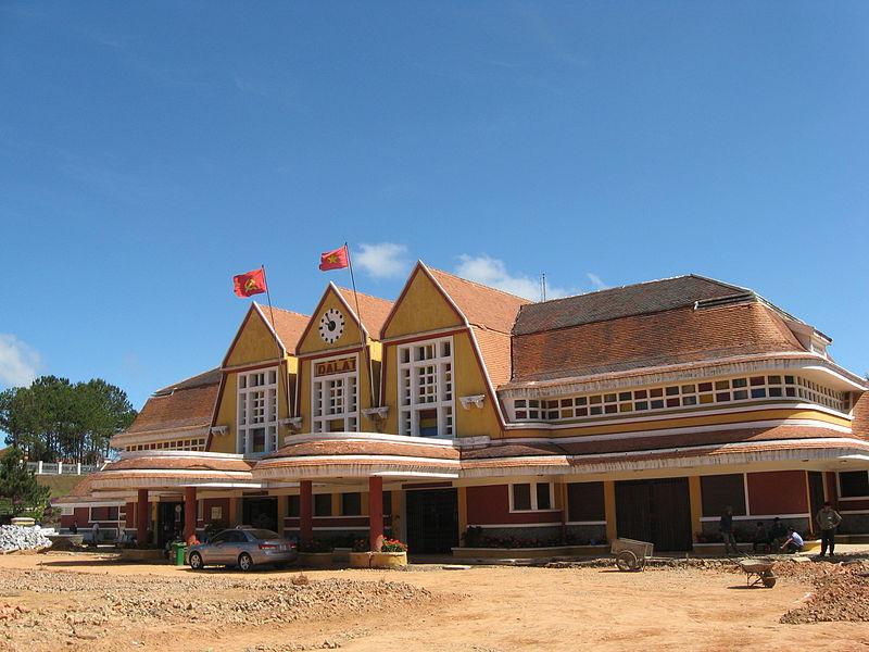 Building in Vietnam