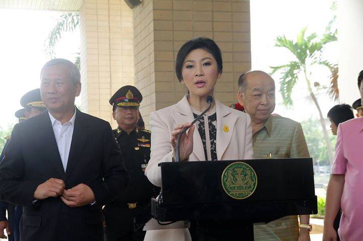Yingluck Shinawatra firm on peace, co-existence with Cambodia ahead of Preah Vihear ruling