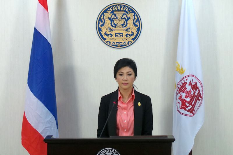 Prime Minister Yingluck Shinawatra promises post-election reform council