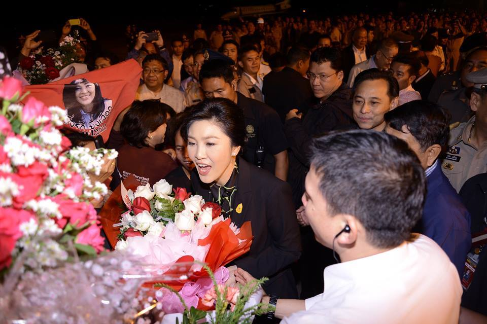 Prime Minister Yingluck Shinawatra hopes to meet Suthep to end political turmoil