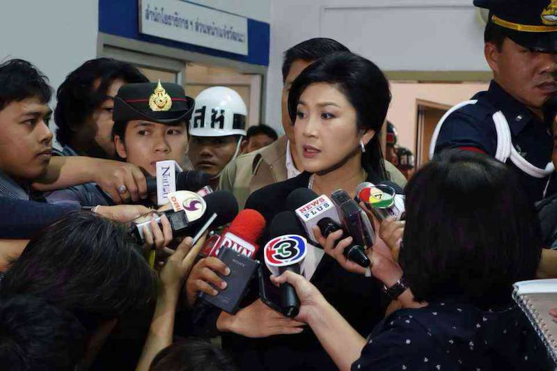 NACC set to charge PM Yingluck Shinawatra over rice scheme after election