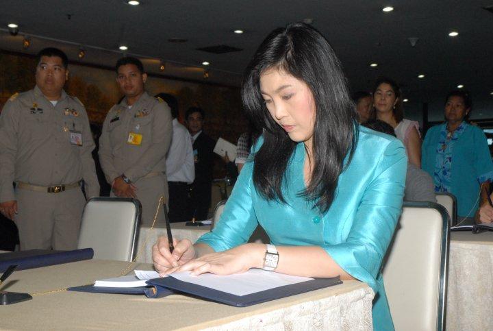 Thai PM Yingluck Shinawatra to tour ASEAN countries