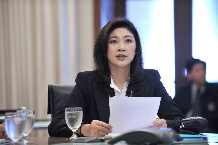 Thai PM Yingluck believes flooding will not be as severe as 2011