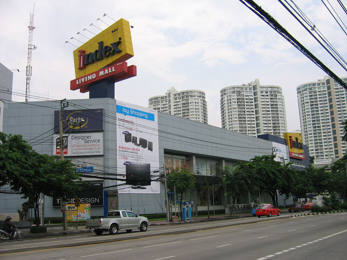 Index Living Mall Pahonyonthin Branch