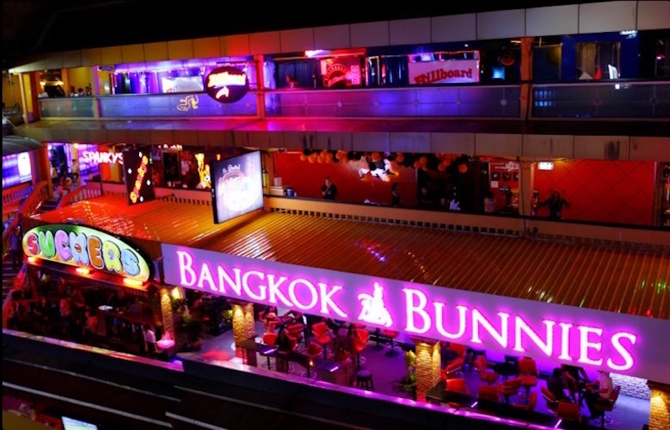 Pattaya GoGo Bars Walking Street South Pattaya and Jomtien