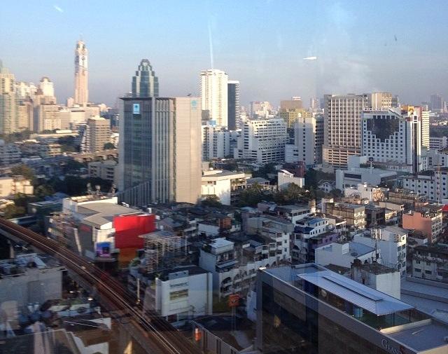 Bangkok metropolitan area