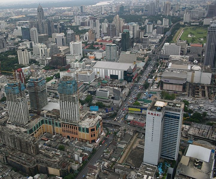 Australian Man Falls To His Death From Rooftop Of Silom Condo