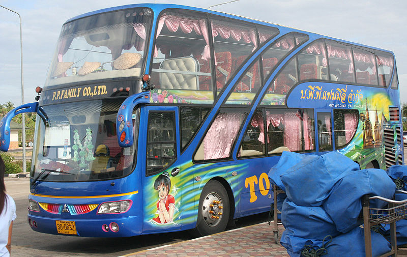 Fatal Pattaya Baht-Bus Accident Caused by Drunk Canadian