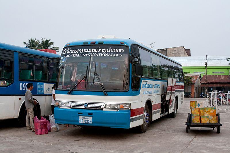 Korean Tourist Bus Crash Leaves One Dead in Chiang Rai