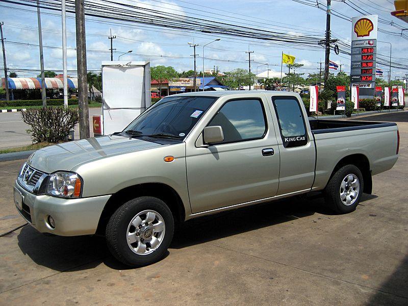 Nissan Frontier TL TD27 2003