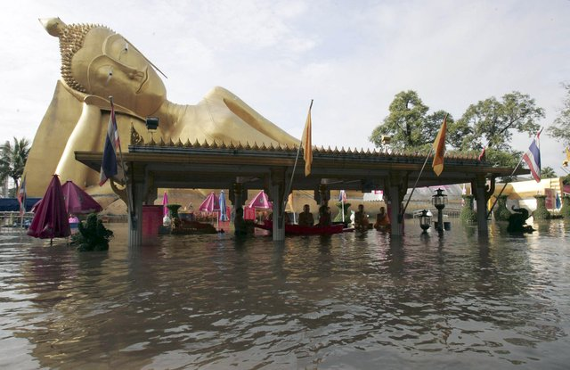 23 provinces facing drought, 30 to see heavy rain: Thailand