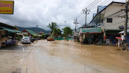 Thailand Floods Worst in Five Decades