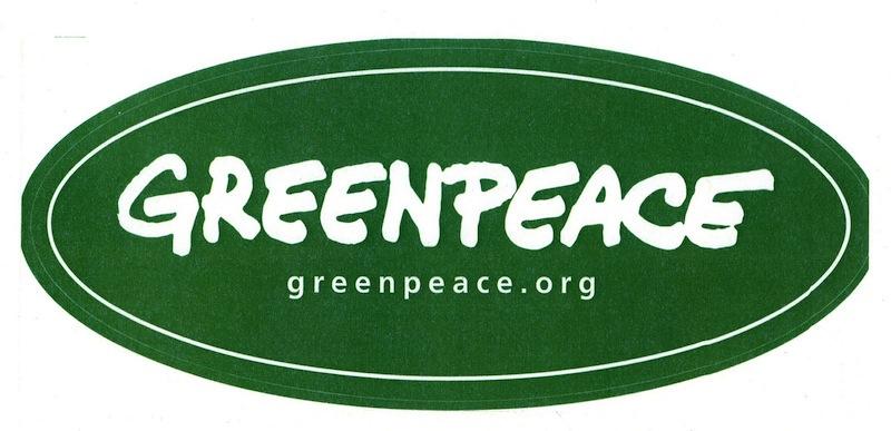 Greenpeace old logo