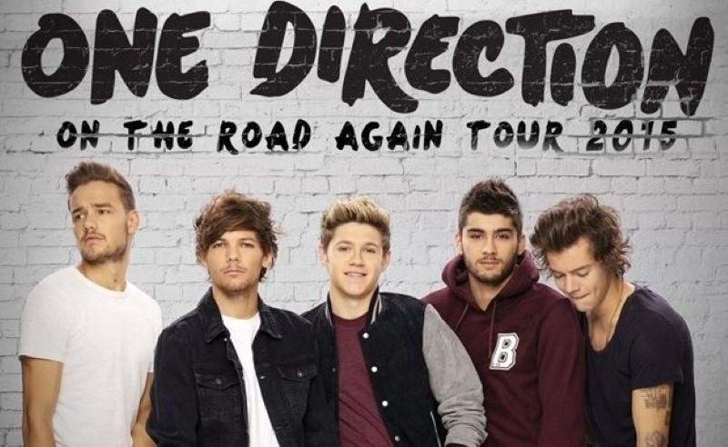 One Direction Mania Hits Bangkok