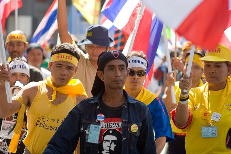 Yellow Shirts to end its rally in Bangkok tomorrow