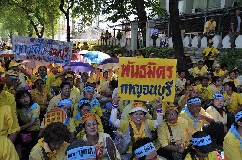 Thai Army Chief Denies Coup Plot