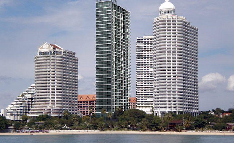 Wong Amat Tower in Pattaya