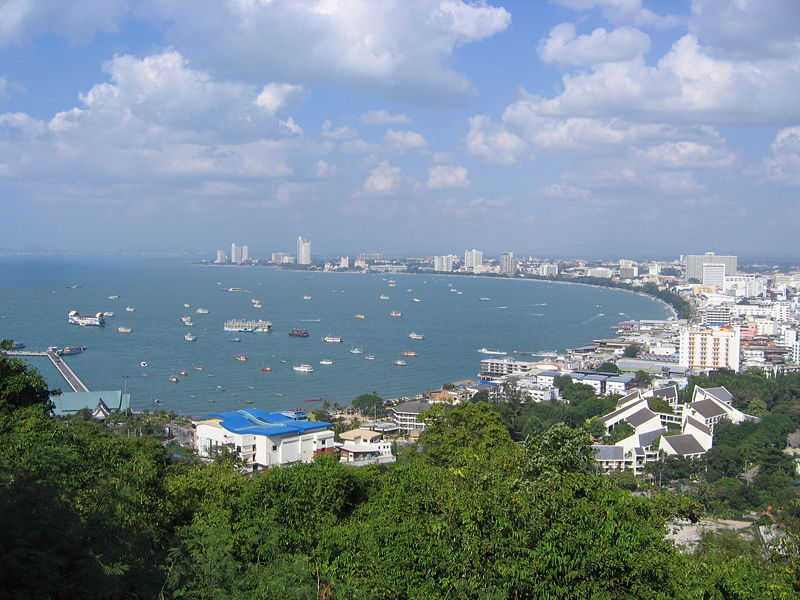 Pattaya: Indian Tourist Thrown Off Banana Boat And Drowns