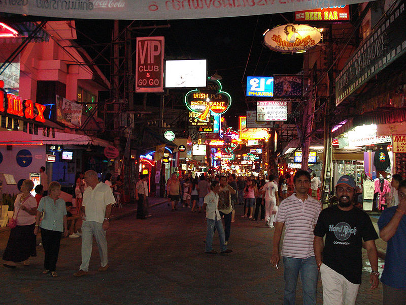 Street in Pattaya