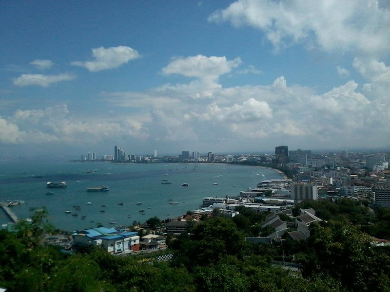 Swiss Resident Drowns During Pattaya Storm