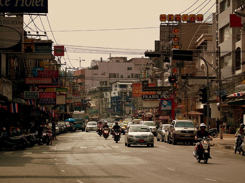 Pattaya 2nd road
