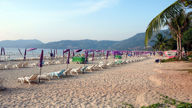 Swedish tourist drowns at Karon Beach in Phuket