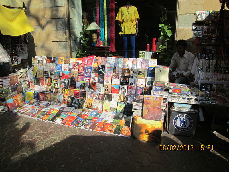 Old bestsellers and pirated books