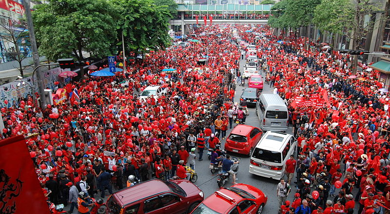 Red Shirts ready to mobilise supporters into Bangkok streets