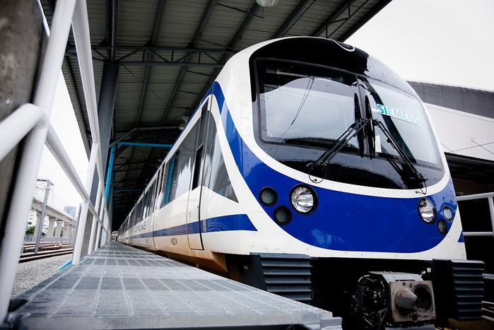 Thailand to proceed with high speed rail project