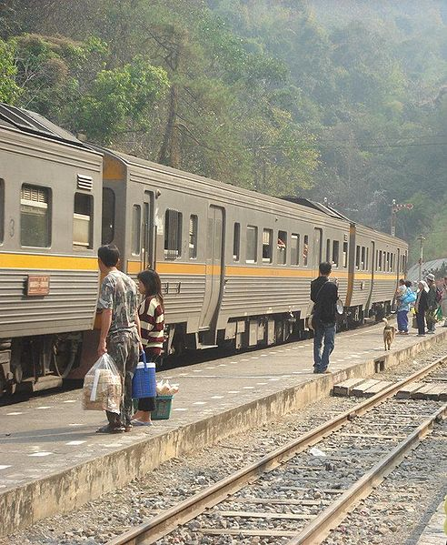14 rail routes in Thai southern border provinces still halted