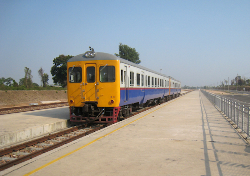 Train services in Northern Thailand to resume on December 1