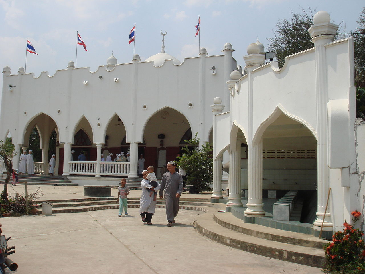 Pai Mosque in Mae Hong Son