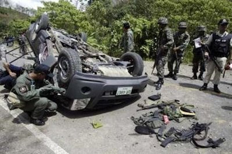 Three soldiers wounded in Yala bombing