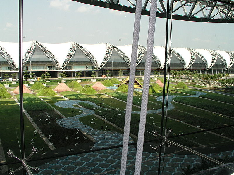 Suvarnabhumi International Airport, Bangkok